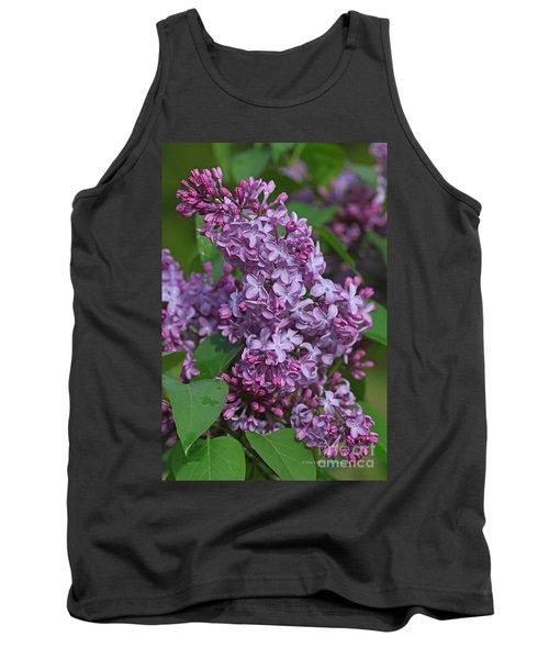 Dawns Lilacs Tank Top
