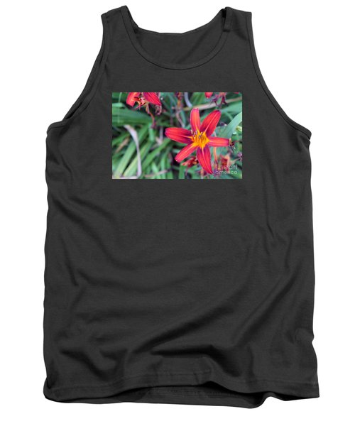 Day Lily Tank Top