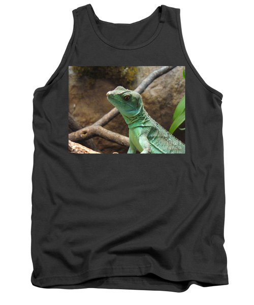 Tank Top featuring the photograph Dazed And Confused by Lingfai Leung