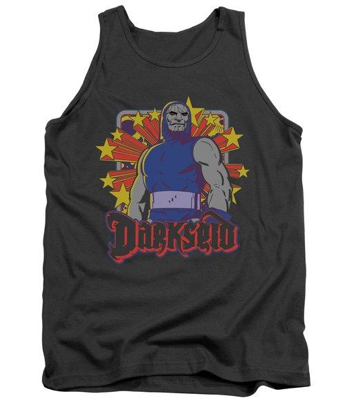 Dc - Darkseid Stars Tank Top