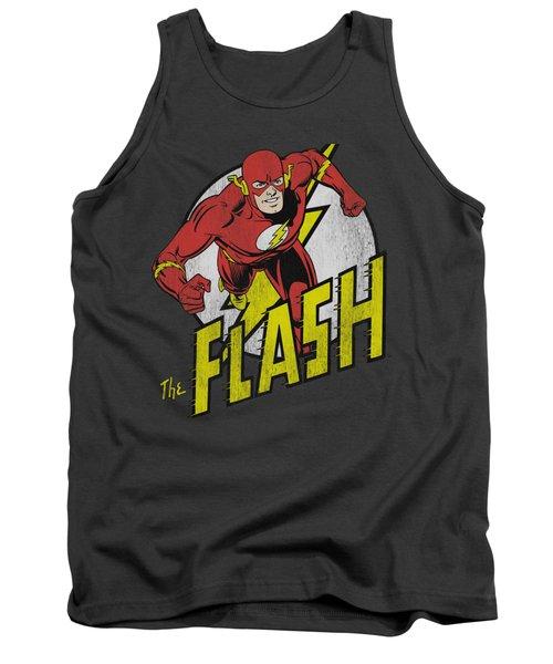 Dc - Run Flash Run Tank Top