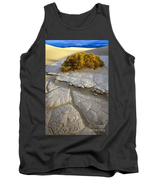 Death Valley Mudflat Tank Top