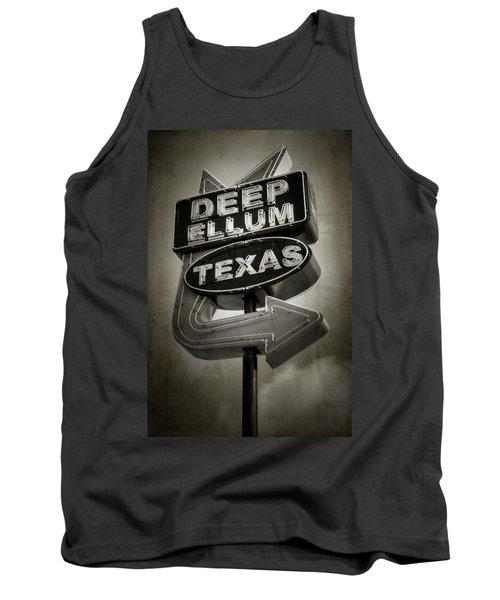 Deep Ellum Tank Top