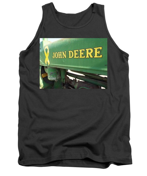 Deere Support Tank Top