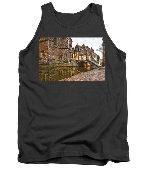 Delft Behind The Church Tank Top