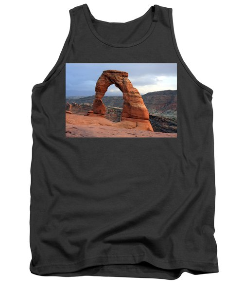 Delicate Arch - Arches National Park - Utah Tank Top by Aidan Moran