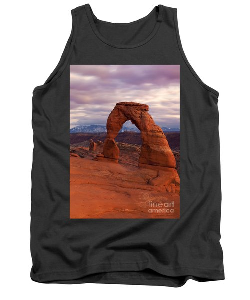 Delicate Arch Dusk Tank Top