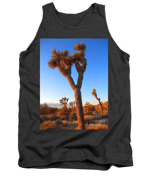 Desert Poet Tank Top by Gem S Visionary
