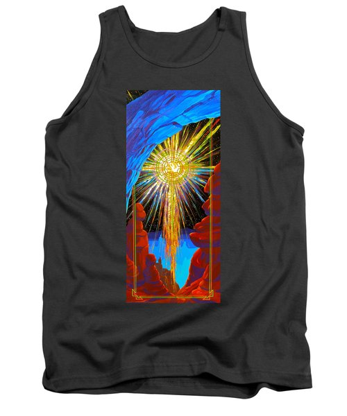 Desert Star  Tank Top
