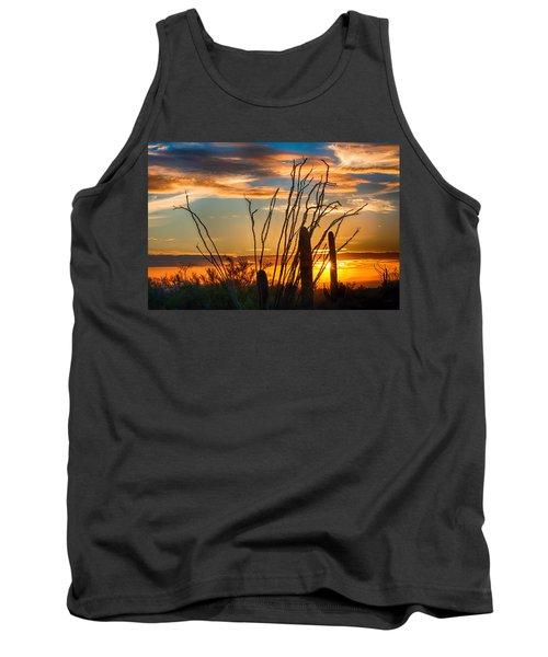 Desert Sunset Tank Top