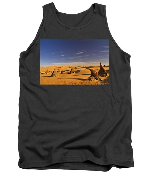 Desert Village Tank Top