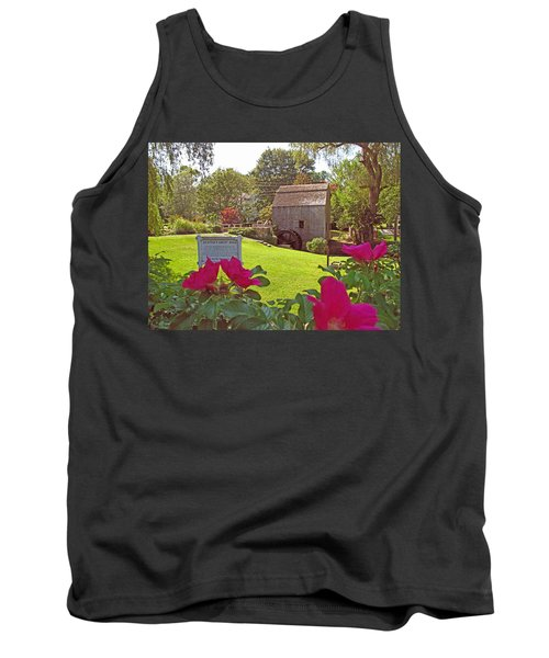Dexters Grist Mill Two Tank Top