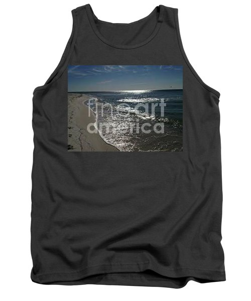 Diamond Mine Tank Top by Laurie L