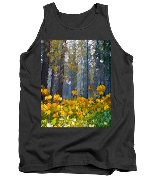 Distorted Dreams By Day Tank Top