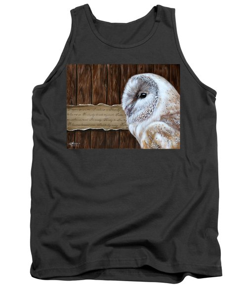 Divinity Tank Top