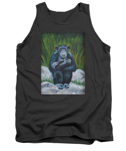 Do No Evil Tank Top