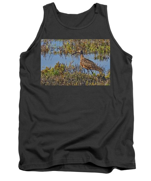 Tank Top featuring the photograph Do You Like My Stylish Beak by Gary Holmes
