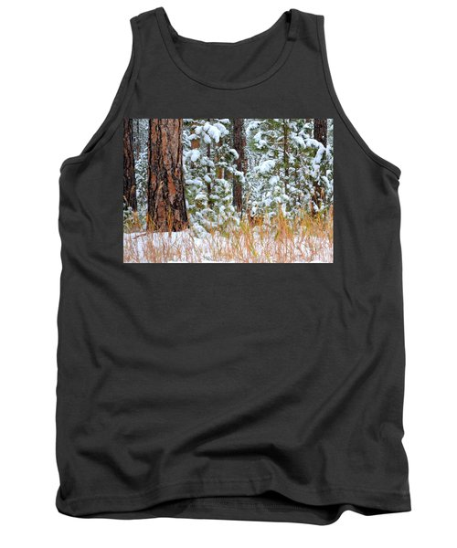 Tank Top featuring the photograph Do You See Me by Clarice  Lakota
