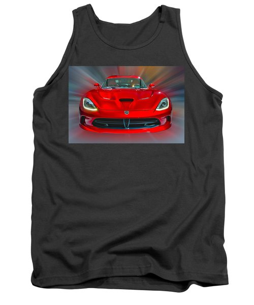 Dodge Viper Srt  2013 Tank Top