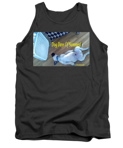Dog Days Of Summer Tank Top
