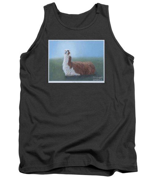 Dolly Llama Tank Top