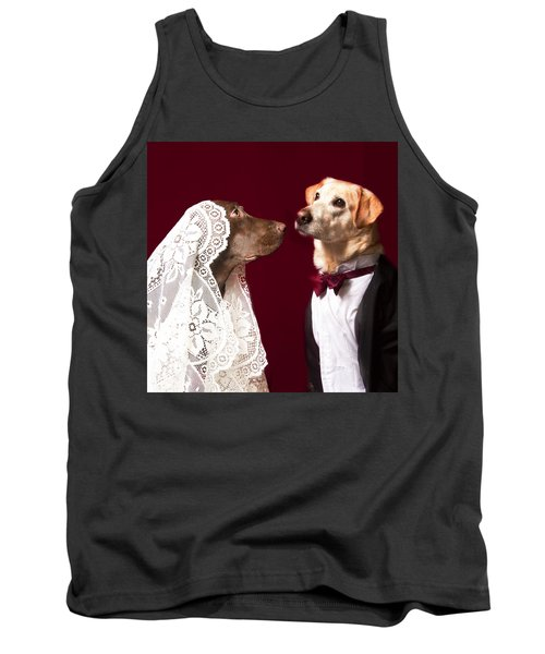 Don We Now Our Gay Apparel Tank Top by Jean Noren