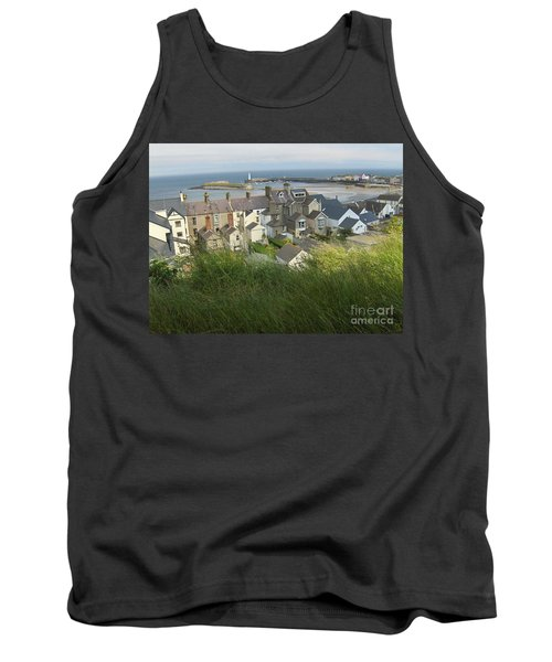 Tank Top featuring the photograph Donaghadee Northern Ireland View From The Moat by Brenda Brown