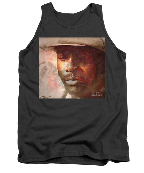 Donny Hathaway Tank Top