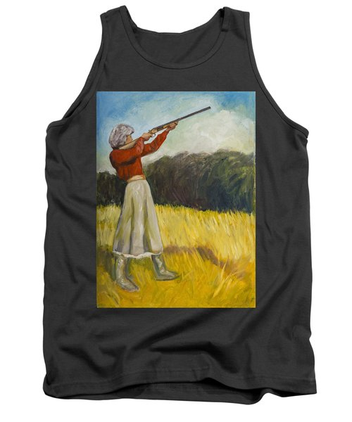 Don't Mess With Mama Tank Top