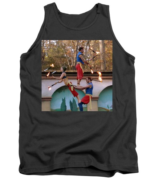 Don't Try This At Home Tank Top