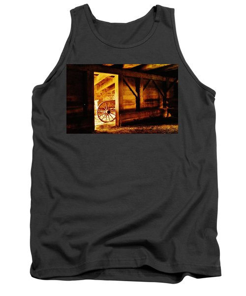 Doorway To The Past Tank Top