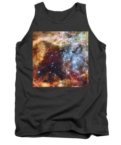 Doradus Nebula Tank Top