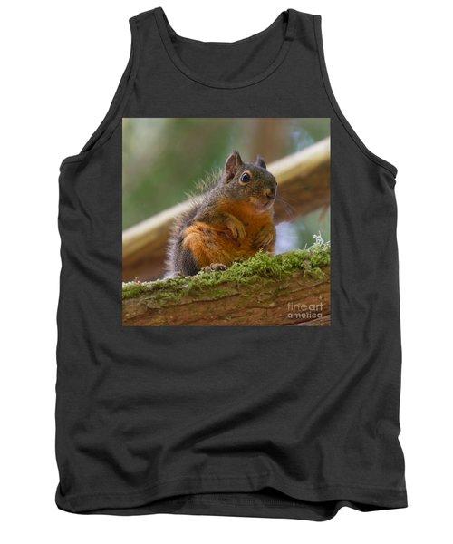 Douglas Squirrel Tank Top