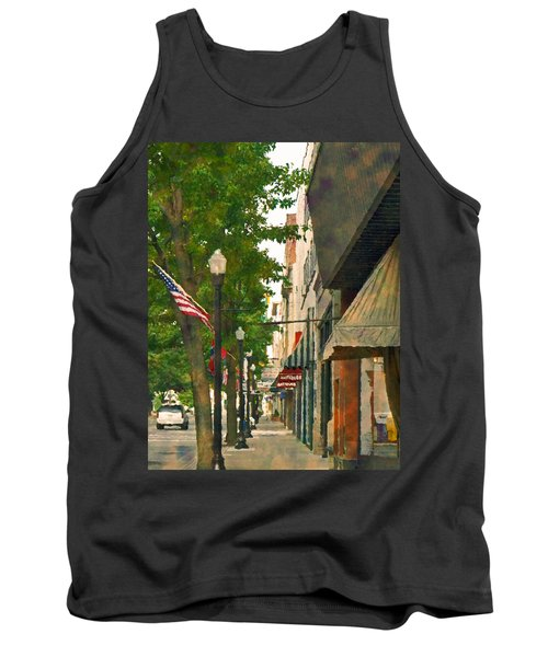 Downtown Usa Tank Top