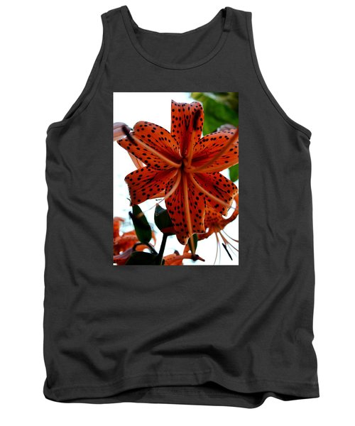 Dragon Flower Tank Top