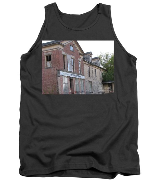 Tank Top featuring the photograph Dream House by Michael Krek