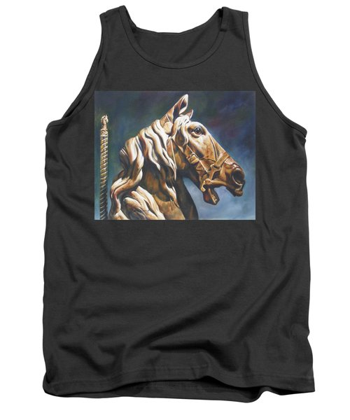 Dream Racer Tank Top by Lori Brackett