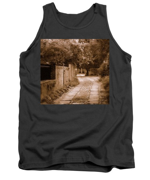 Tank Top featuring the photograph Dream Road by Rodney Lee Williams