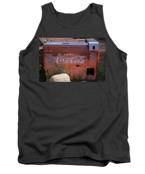 Drink Coca Cola Tank Top