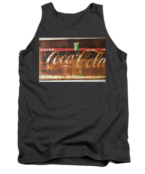 Drink Coca-cola Tank Top by Tikvah's Hope