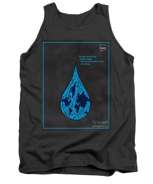 Drop In The Ocean Tank Top