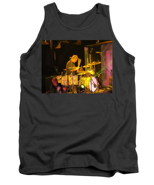 Drumer For Newsong Rocks Atlanta Tank Top