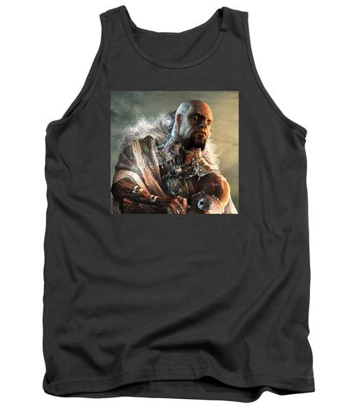Duels Of The Planeswalkers 2014 Persona Four Tank Top
