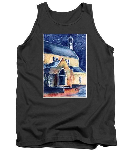 Duiske Abbey Ireland    Tank Top by Trudi Doyle