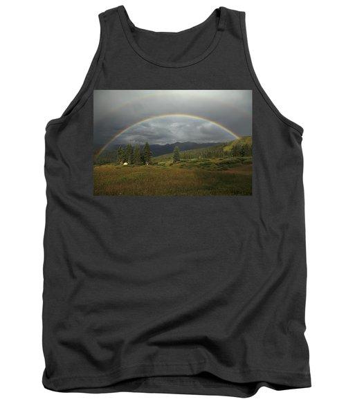 Durango Double Rainbow Tank Top