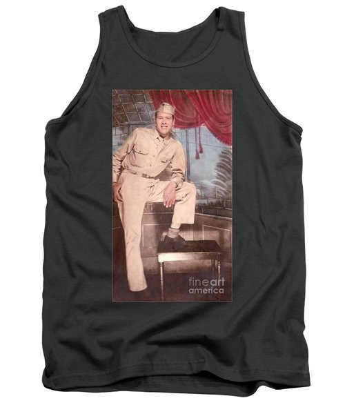 Duty To God And Country Tank Top