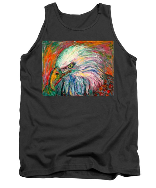 Eagle Fire Tank Top