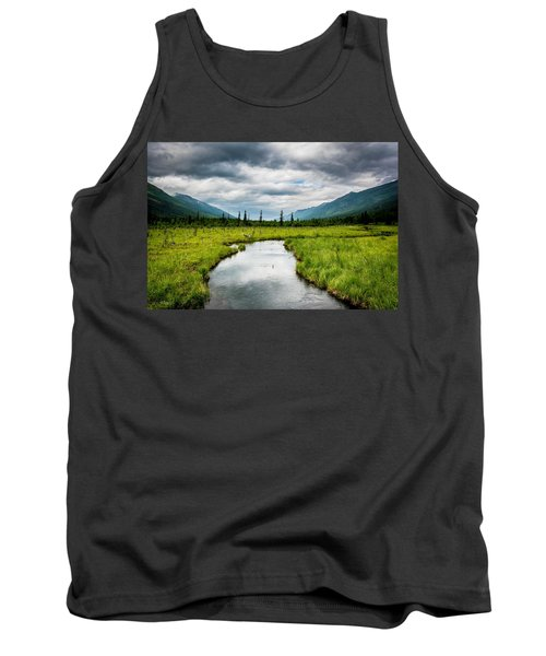 Eagle River Nature Center Tank Top