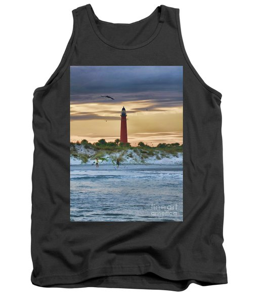 Early Evening Sky Tank Top