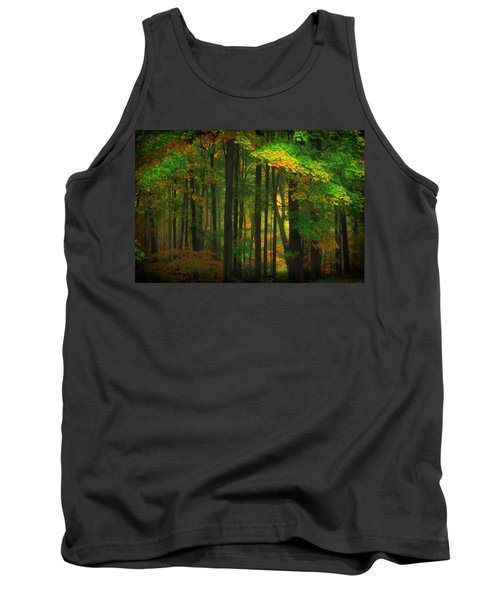 Early Fall 4 Tank Top